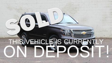 2015 Chevrolet Tahoe LTZ 4WD Luxury SUV w/3rd Row, Navigation, DVD Entertainment, Bose Audio & 20