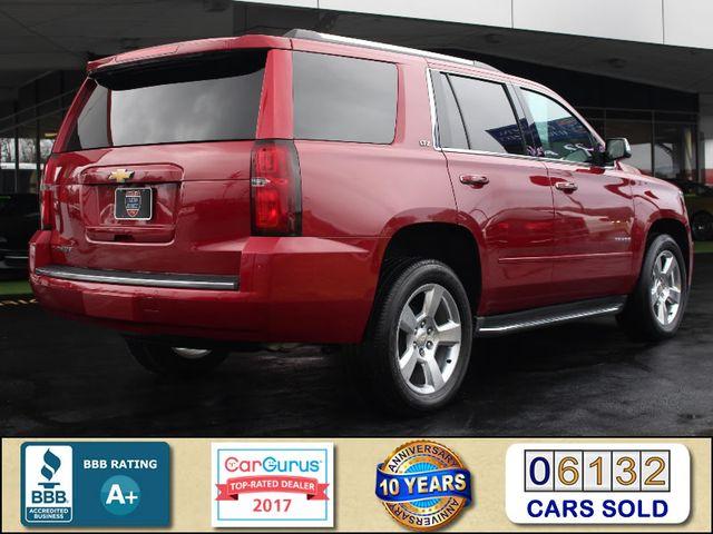 2015 Chevrolet Tahoe LTZ 4WD - NAV - REAR DVD - SUNROOF! Mooresville , NC 3