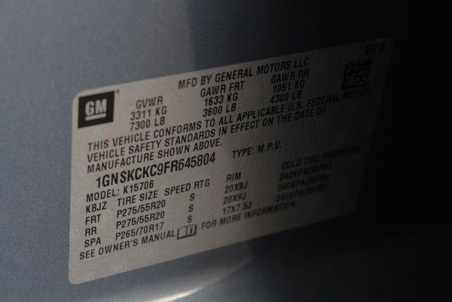 "2015 Chevrolet Tahoe LTZ 4X4 - 22"" ASANTI WHEELS - NAV! Mooresville , NC 57"