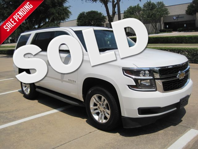 2015 Chevrolet Tahoe LS, 1 Owner,  Big Savings, Must See Plano, Texas 0