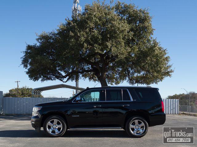 2015 Chevrolet Tahoe LTZ 5.3L V8 4X4 | American Auto Brokers San Antonio, TX in San Antonio Texas