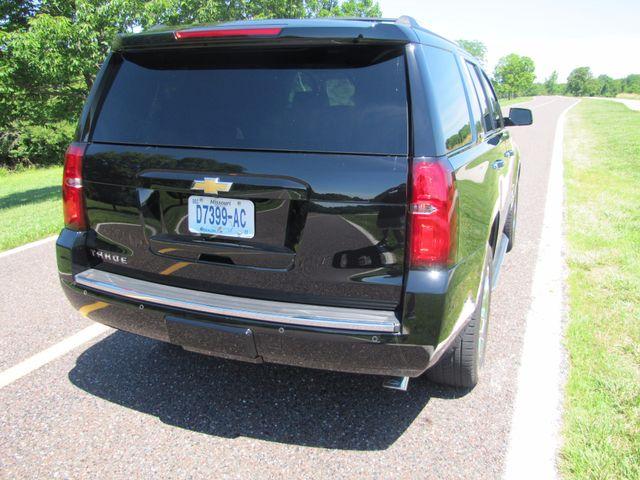 2015 Chevrolet Tahoe LTZ St. Louis, Missouri 5