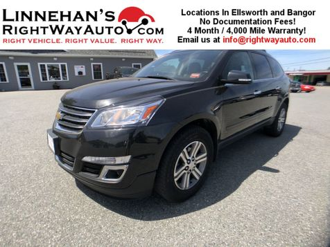 2015 Chevrolet Traverse LT in Bangor