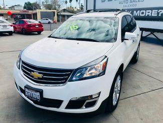 2015 Chevrolet Traverse LT Calexico, CA 4