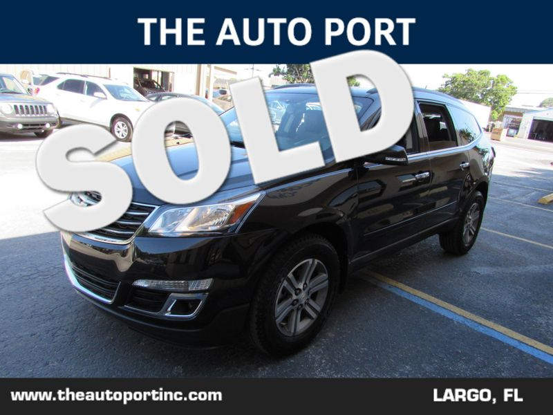 2015 Chevrolet Traverse LT | Clearwater, Florida | The Auto Port Inc in Clearwater Florida