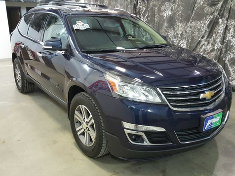 2015 Chevrolet Traverse LT in , ND
