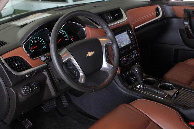 2015 Chevrolet Traverse LTZ AWD - HIT THE ROAD PKG - SUNROOFS! Mooresville , NC 32