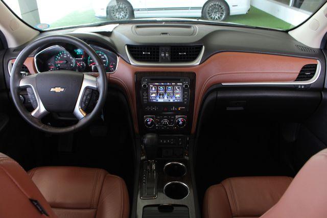 2015 Chevrolet Traverse LTZ AWD - HIT THE ROAD PKG - SUNROOFS! Mooresville , NC 30