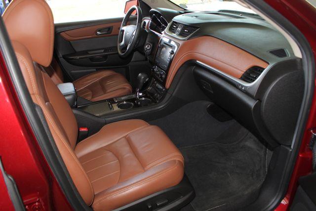 2015 Chevrolet Traverse LTZ AWD - HIT THE ROAD PKG - SUNROOFS! Mooresville , NC 33
