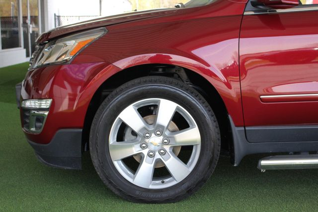 2015 Chevrolet Traverse LTZ AWD - HIT THE ROAD PKG - SUNROOFS! Mooresville , NC 22