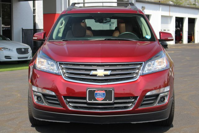 2015 Chevrolet Traverse LTZ AWD - HIT THE ROAD PKG - SUNROOFS! Mooresville , NC 18