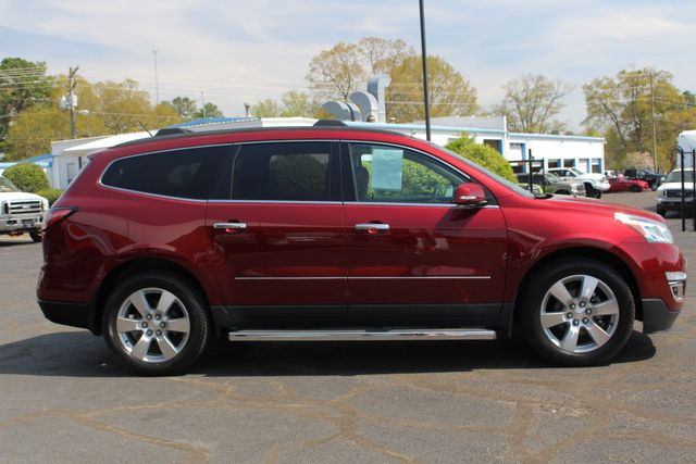 2015 Chevrolet Traverse LTZ AWD - HIT THE ROAD PKG - SUNROOFS! Mooresville , NC 16