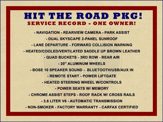 2015 Chevrolet Traverse LTZ AWD - HIT THE ROAD PKG - SUNROOFS! Mooresville , NC 1