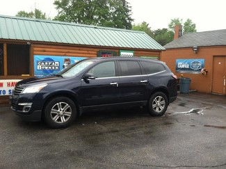 2015 Chevrolet Traverse LT 4X4 3ROW Ontario, OH