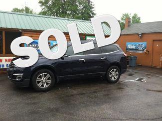 2015 Chevrolet Traverse LT 4X4 3ROW Ontario, OH