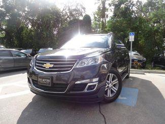 2015 Chevrolet Traverse 2LT AWD. LTHR. NAVI. PANORAMC ROOF SEFFNER, Florida
