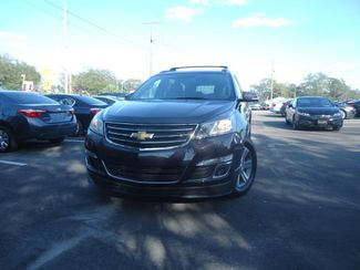2015 Chevrolet Traverse 2LT AWD. NAVIGATION. LEATHER. PANORAMIC SEFFNER, Florida
