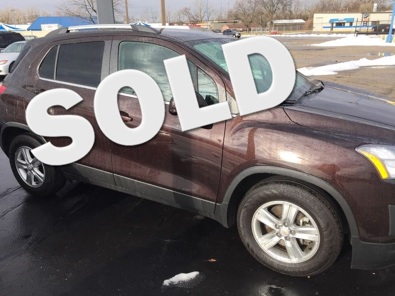 2015 Chevrolet Trax LT   Dayton, OH   Harrigans Auto Sales in Dayton OH