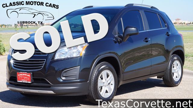 2015 Chevrolet Trax LT | Lubbock, Texas | Classic Motor Cars