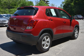 2015 Chevrolet Trax LS Naugatuck, Connecticut 4