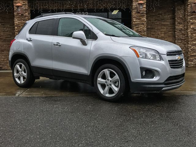 2015 Chevrolet Trax LTZ AWD The CARFAX Buy Back Guarantee that comes with this vehicle means that