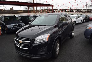 2015 Chevrolet Trax LS Richmond Hill, New York