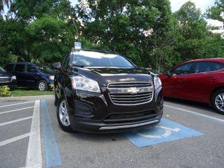 2015 Chevrolet Trax LT SEFFNER, Florida 7