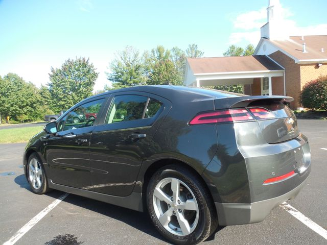 2015 Chevrolet Volt Leesburg, Virginia 4