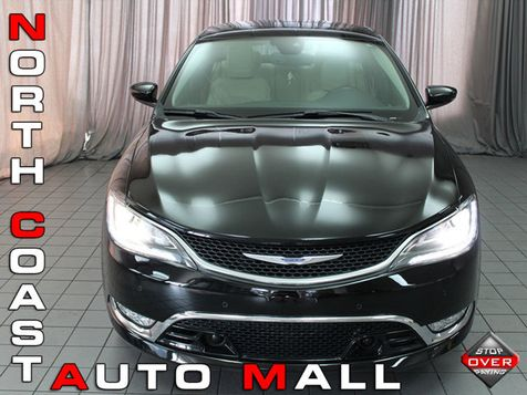 2015 Chrysler 200 C in Akron, OH