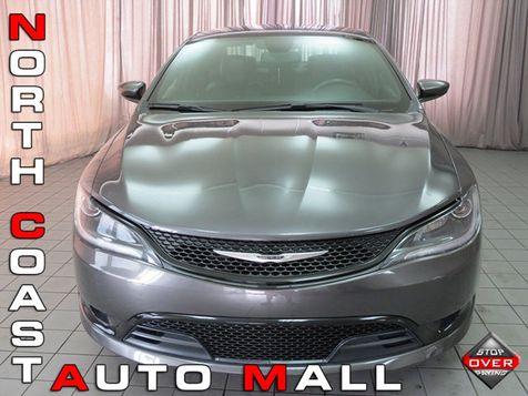 2015 Chrysler 200 S in Akron, OH