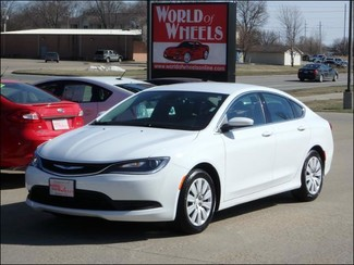 2015 Chrysler 200 LX in  Iowa