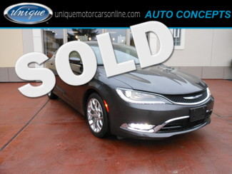 2015 Chrysler 200 C Bridgeville, Pennsylvania
