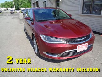 2015 Chrysler 200 in Brockport, NY