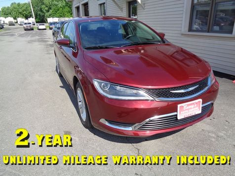 2015 Chrysler 200 Limited in Brockport