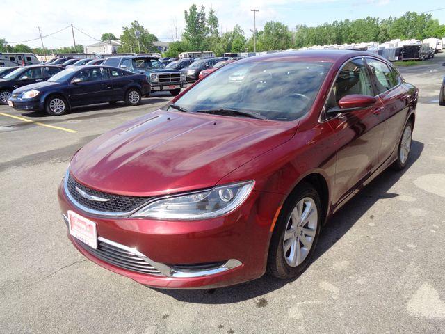 2015 Chrysler 200 Limited  city NY  Barrys Auto Center  in Brockport, NY
