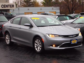 2015 Chrysler 200 C | Champaign, Illinois | The Auto Mall of Champaign in  Illinois