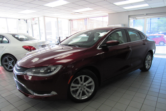 2015 Chrysler 200 Limited  W/ BACK UP CAM Chicago, Illinois 3