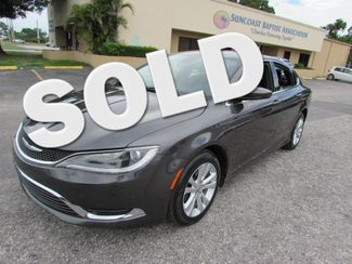 2015 Chrysler 200 in Clearwater Florida