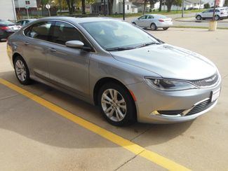 2015 Chrysler 200 Limited Clinton, Iowa 1