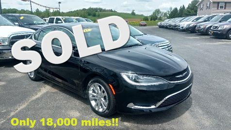 2015 Chrysler 200 Limited in Derby, Vermont