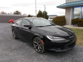 2015 Chrysler 200 in Harrisonburg VA