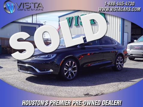 2015 Chrysler 200 C in Houston, Texas