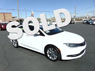 2015 Chrysler 200 S | Kingman, Arizona | 66 Auto Sales in Kingman Arizona