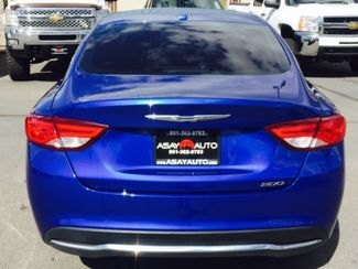 2015 Chrysler 200 Limited LINDON, UT 3