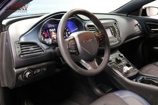 2015 Chrysler 200 S Merrillville, Indiana 8