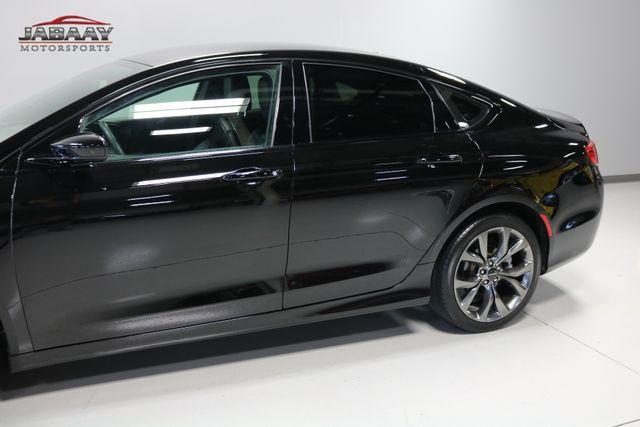 2015 Chrysler 200 S Merrillville, Indiana 30