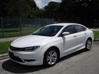 2015 Chrysler 200 Limited Miami, Florida