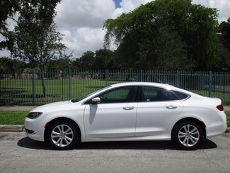 2015 Chrysler 200 Limited Miami, Florida 1