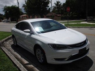 2015 Chrysler 200 Limited Miami, Florida 5