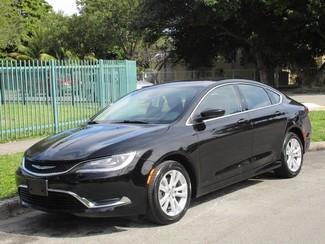 2015 Chrysler 200 Limited Miami, Florida
